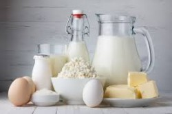 A reduction of dairy products is needed for your January Detox